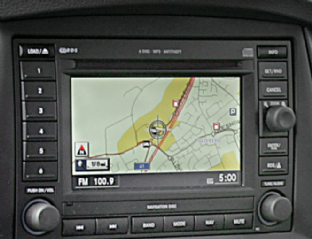 DVD Navigation Jeep Chrysler Map REJ Last update Europe